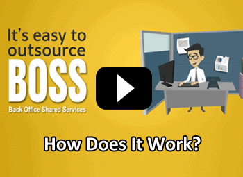 Accounting Outsourcing With BOSS | How Does It Work?